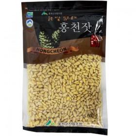 [홍천군산림조합] 홍천잣 500g