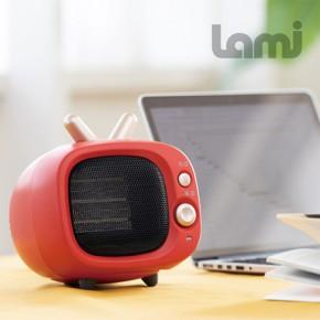 [라미] TV형 PTC히터 (색상택일)