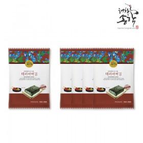 [해찬송학김] 데리야끼김(간장김) 25g x 15봉(봉당 5매)