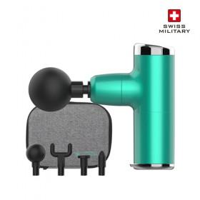 [스위스밀리터리] 임팩트 BLDC 마사지건 SMA-MI20
