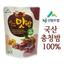 [숲에서자란] 맛밤 50gX20봉/무료배송