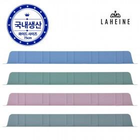 [라헨느] 75cm 와이드 싱크대 실리콘 워터펜스 100% 국내제조 KCC 실리콘