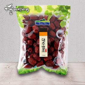 [숲에서자란] 국산 대추(별초) 300g