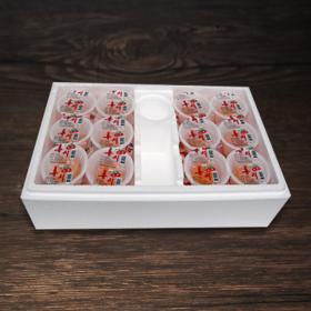아이스홍시/ 간식용, 선물용 - 탈피100g*24입