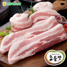 [축협]국산돼지 삼겹살 500g