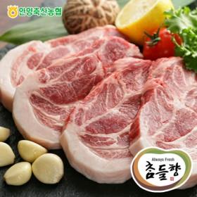[축협]국산돼지 목살 500g