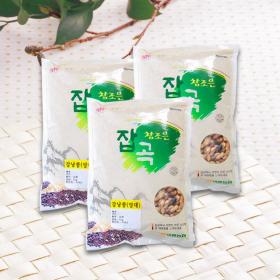 [여량농협]참조은 강낭콩(양대)1kg*3봉