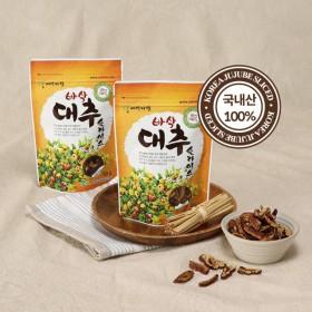 [숲에서자란]바삭 대추채(슬라이스) 40g