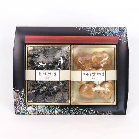 [쿠폰적용상품] [숲자연애] 웰빙버섯세트 2호