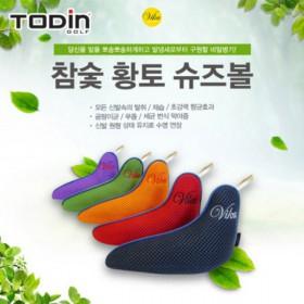 [TODIN]투딘 참숯황토 슈즈볼/신발 탈취제(색상랜덤)