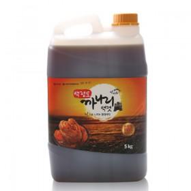 [옹진수협] 청정 백령도 특산 까나리액젓 5kg