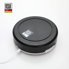 [VISKA] UFO 로봇청소기 HNZ-R5000VC (블랙)