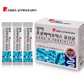 상아제약 프로바이오틱스 유산균 2500억 CFU(30포)