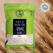 [귀한들]국내산 정읍 귀리 500g*3봉