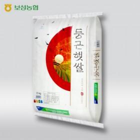 [보성RPC]둥근햇쌀 20kg