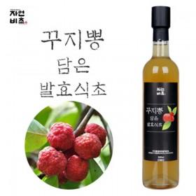 [자연비초] 꾸지뽕담은 발효식초/꾸지뽕식초