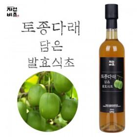 [자연비초] 토종다래담은 발효식초/토종다래식초