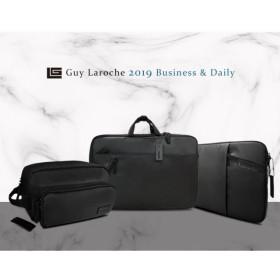 [Guy Laroche] 기라로쉬 멀티 파우치+ 비즈니스 서류가방 3 in 1 + 노트북 파우치&클러치