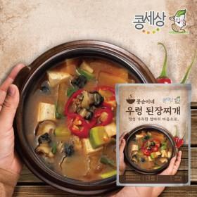 [콩세상]우렁 된장찌개 500g x3봉