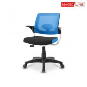 매직라인 파브 회전형 의자