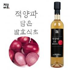 자연비초/새싹보리 담은 발효식초 500ml 무설탕 전통발효