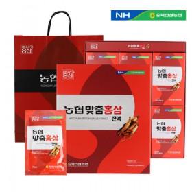충북인삼농협 맞춤 홍삼진액 70ml x 30포