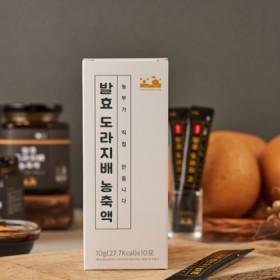 [발도농] 발효 도라지 배 농축액 스틱형 10개입